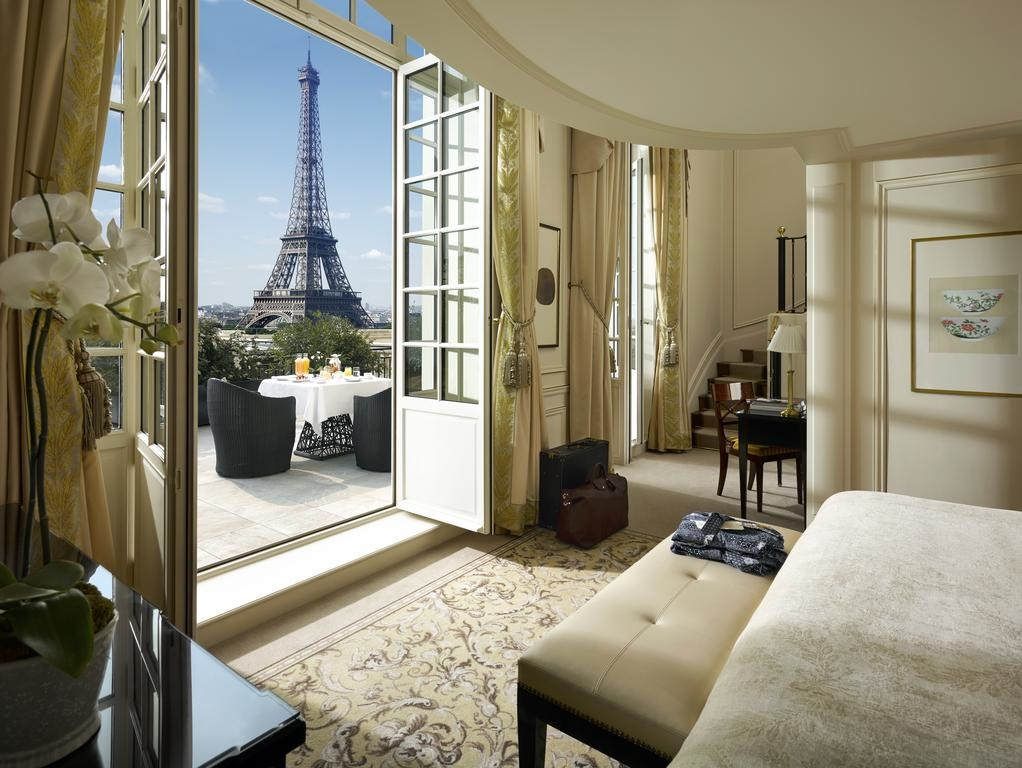 9 hotel ideali per un romantico weekend a Parigi | VIVI Parigi