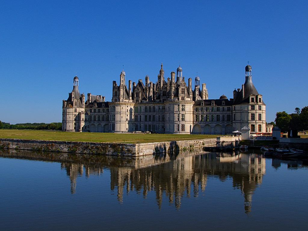 Itinerario dei castelli della loira scopri il giardino for De castelli