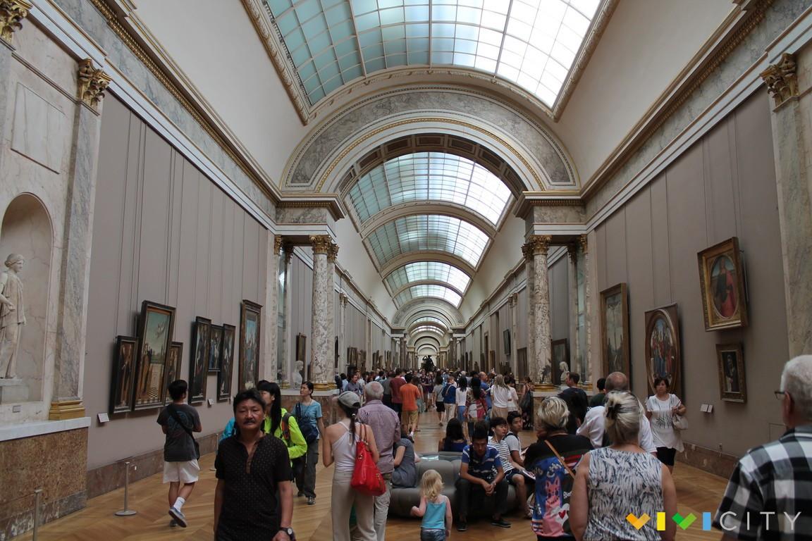 Hotel Vicino Al Louvre