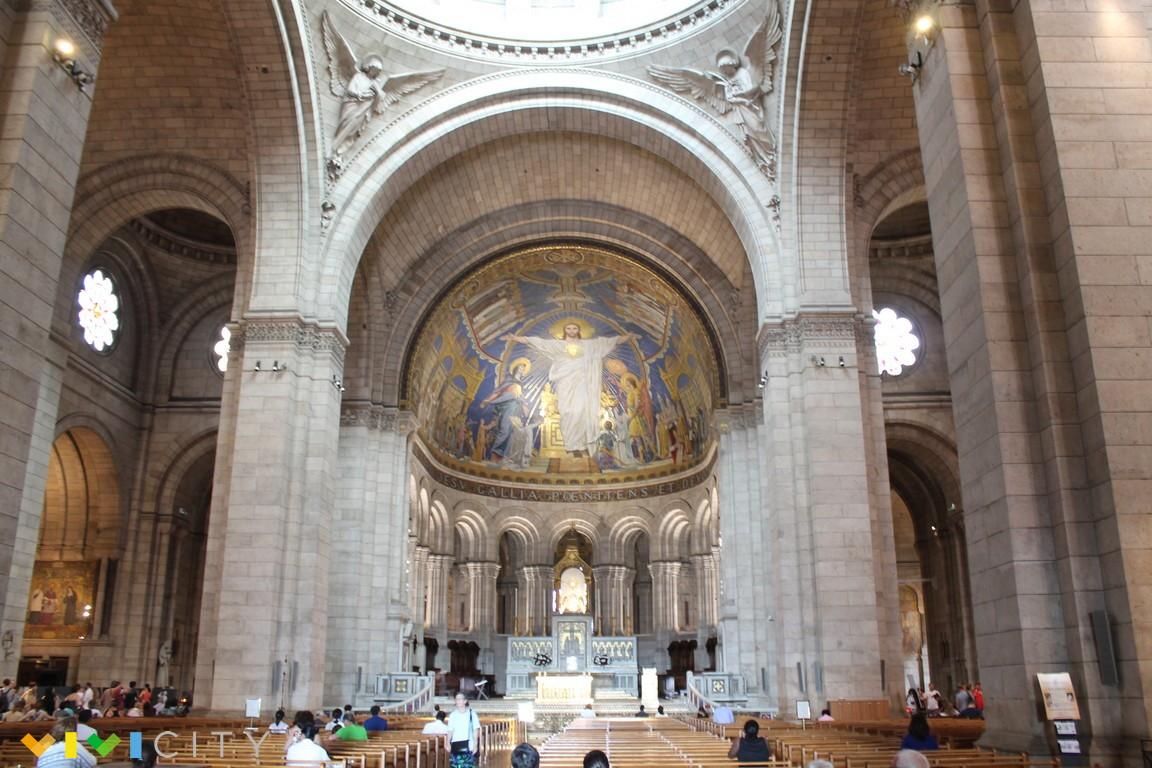 Visita la Basilica del Sacro Cuore - Info e Orari | VIVI Parigi