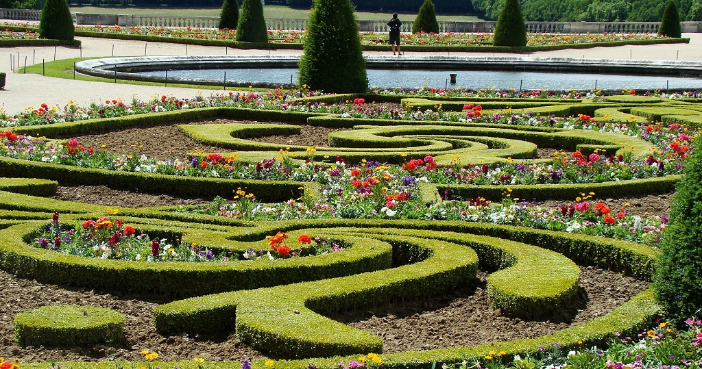 Giardini della reggia di versailles vivi parigi - Giardino francese ...