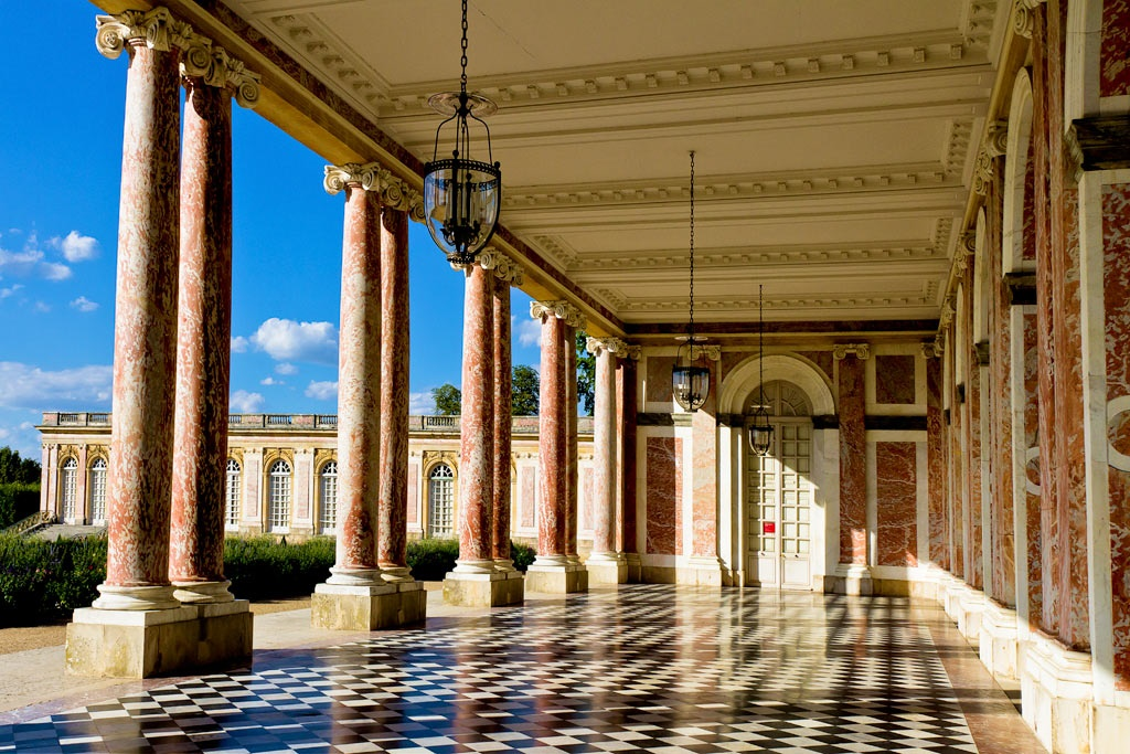 Giardini della reggia di versailles vivi parigi - Hotel trianon versailles ...