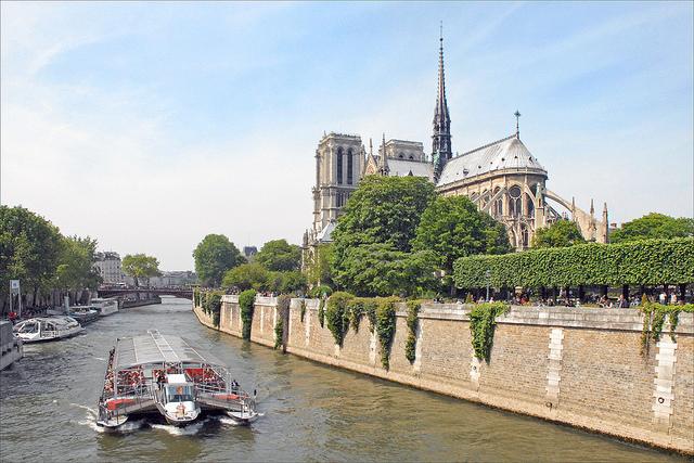 Cosa vedere a parigi in 5 giorni guida e itinerario for Quartiere moderno parigi