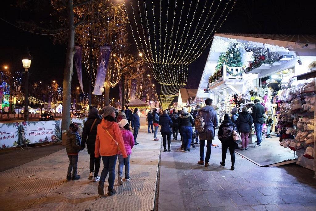 Quando Mettono Le Luci Di Natale A Parigi.Guida Al Natale 2019 A Parigi Cose Da Fare Vivi Parigi