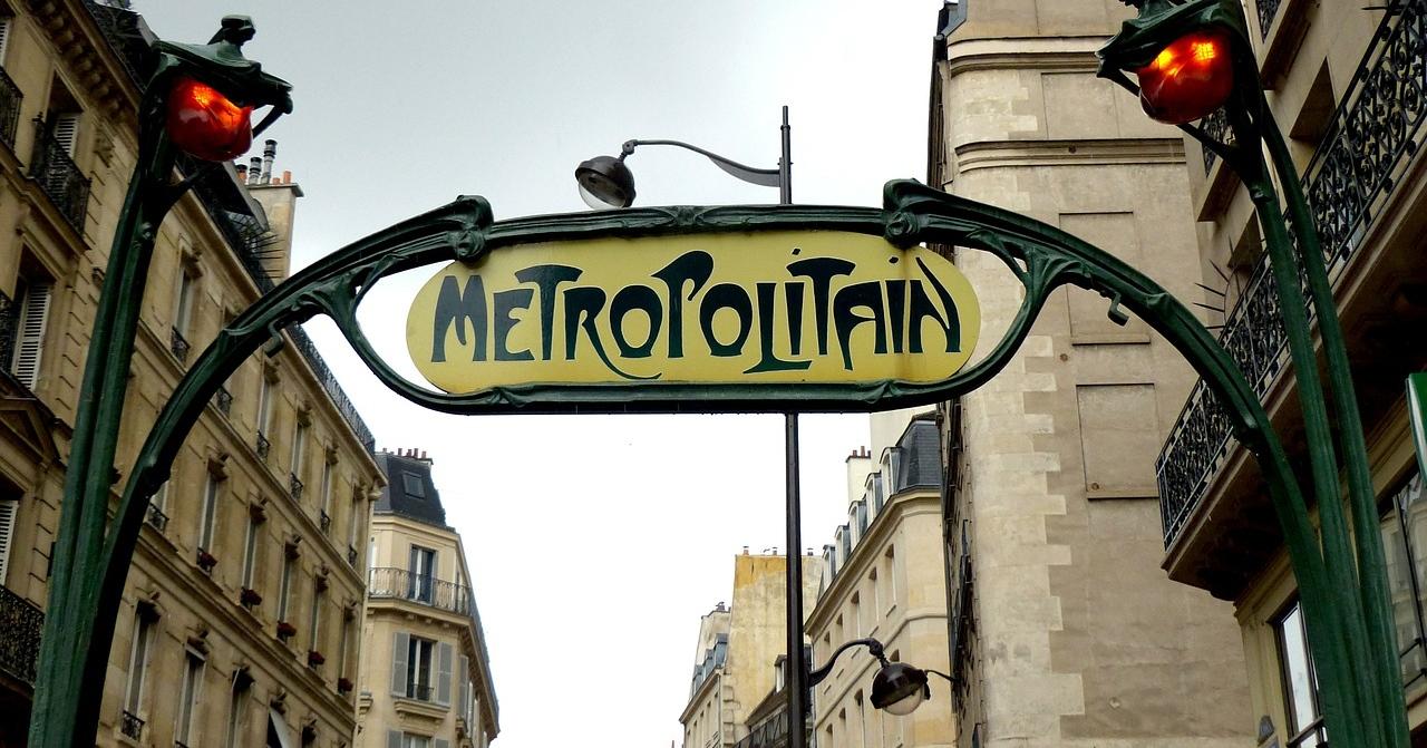 Parigi Cartina Metro.Metropolitana Parigi Mappa E Biglietti 2020 Vivi Parigi