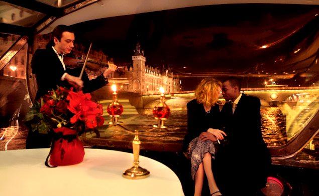 Restaurant Le Dolce Menu St Valentin
