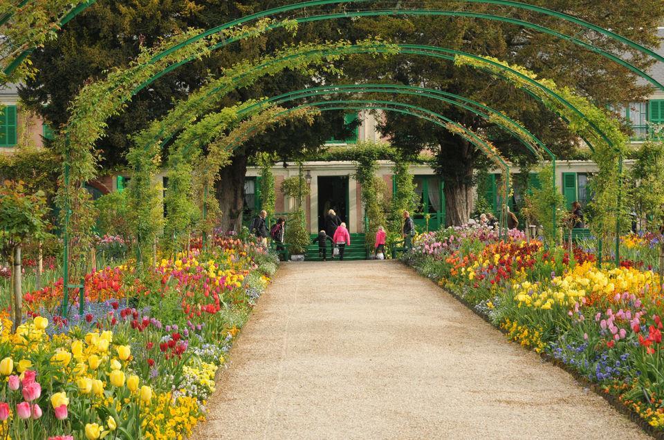 Visita la casa e i giardini di claude monet biglietti e - Il giardino di monet ...