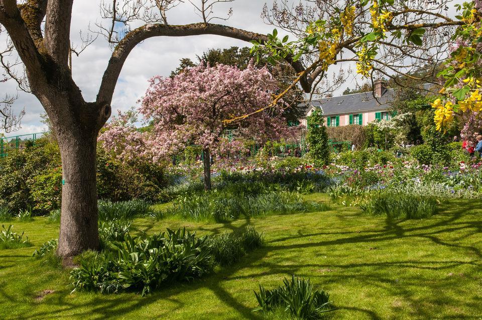 Visita la casa e i giardini di claude monet biglietti e - Giardini di casa ...