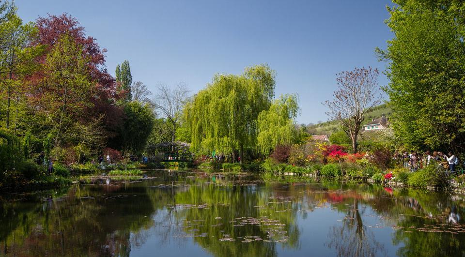 Casa e giardini di monet giverny with giardini di casa - Giardini di casa ...