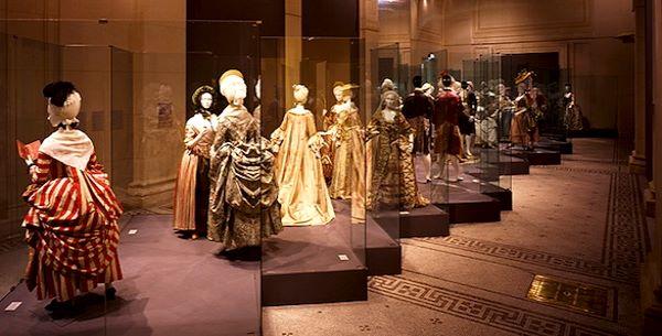 mus e galliera il museo della moda di parigi