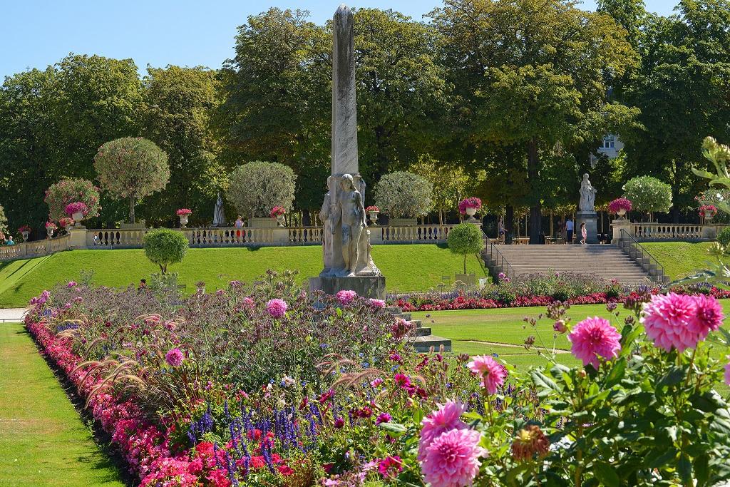 Giardini di lussemburgo harvey barrison flickr with - Giardini curati ...