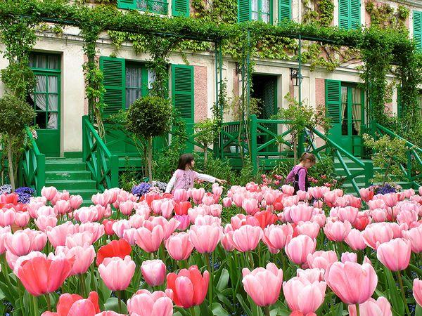 Il giardino di monet biglietti e orari vivi parigi for Giardini francesi