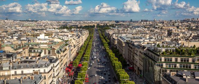 visitare parigi in 3 giorni - guida e itinerario - Zona Migliore Soggiorno Parigi 2