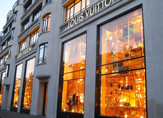 Louis Vuitton Champs-Elysees